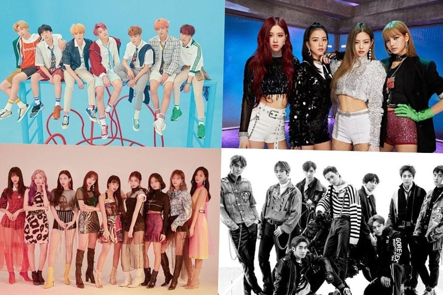 2018 Melon Music Awards anuncia ganadores de los Top 10