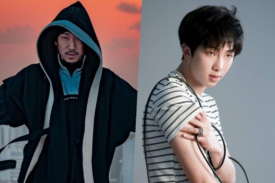 Drunken Tiger revela colaboración con RM de BTS + Tiger JK habla sobre cómo RM lo impresionó