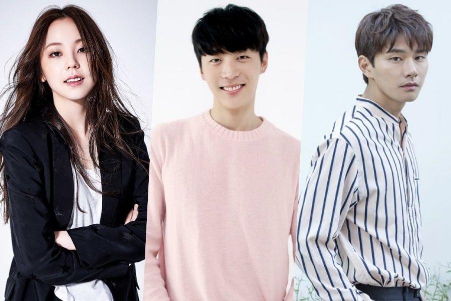 """Ahn So Hee, Shin Hyun Soo y Lee Yi Kyung en conversaciones para aparecer en la 2da temporada de """"Waikiki"""""""