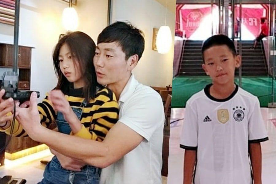 Song Jong Gook expresa preocupación por que sus hijos vean comentarios maliciosos