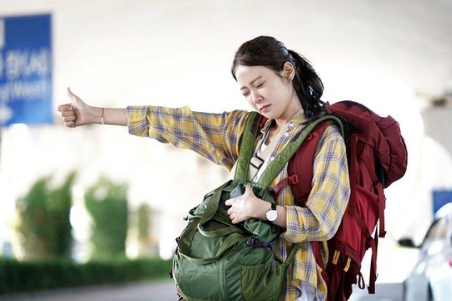 """Han Seung Yeon compara su personaje en """"12 Nights"""" con ella misma"""