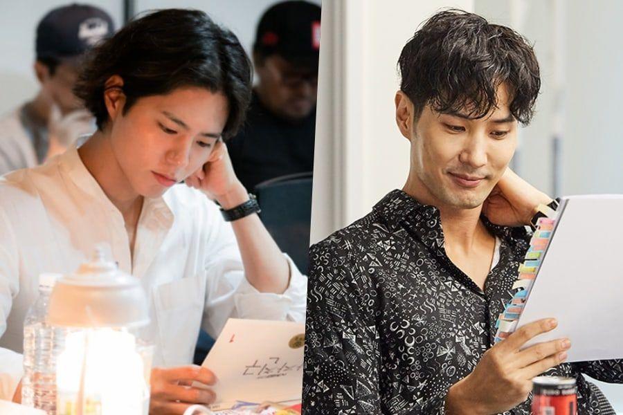 Park Bo Gum y Kim Ji Suk comparten una dulce conversación apoyando sus nuevos dramas