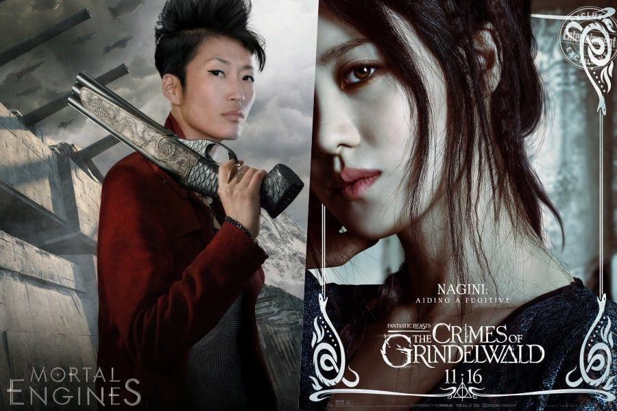 Jihae y Claudia Kim dejan huella en las películas de Hollywood