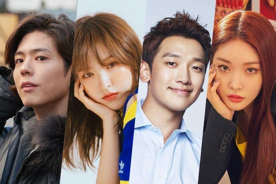 """Yang Hyun Suk dice que lamenta haberse perdido a Park Bo Gum, Rain, y más en nuevo adelanto para """"YG Treasure Box"""""""