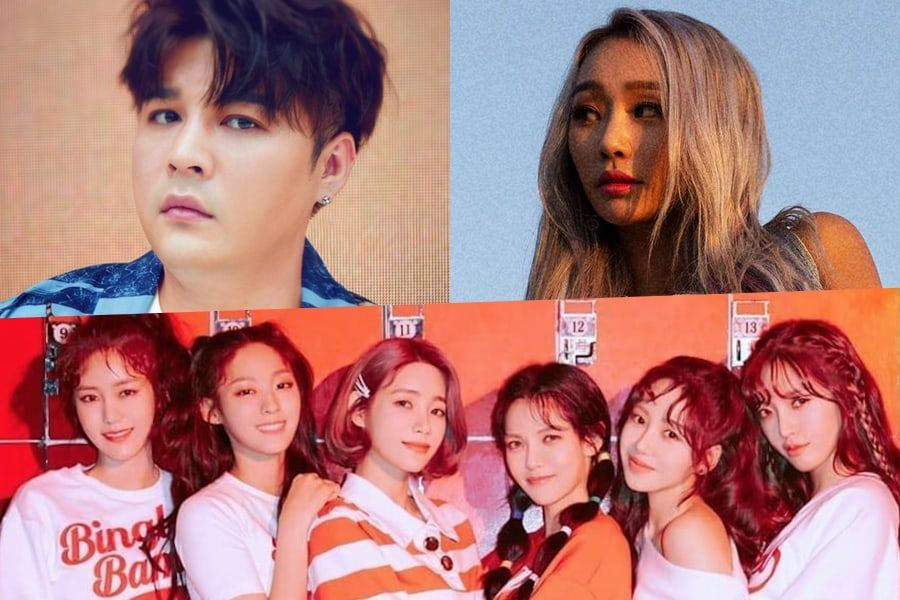 Shindong, Hyolyn, AOA y más ídolos K-Pop se unen al Fortnite Korea Open 2018