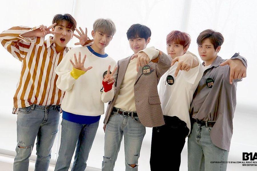 WM Entertainment publica comunicado oficial sobre el futuro de B1A4