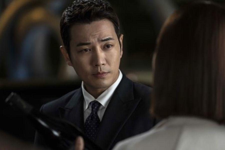 Joo Sang Wook se transforma en un arrogante chaebol para nuevo drama con Lee Min Jung