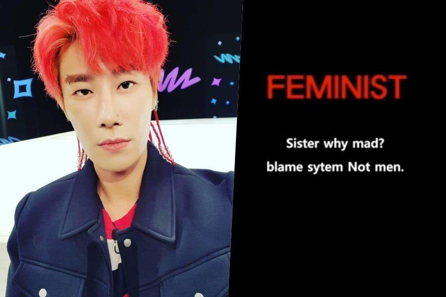 """San E enciende el debate con declaraciones sobre la igualdad de género en su nueva canción """"Feminist"""""""