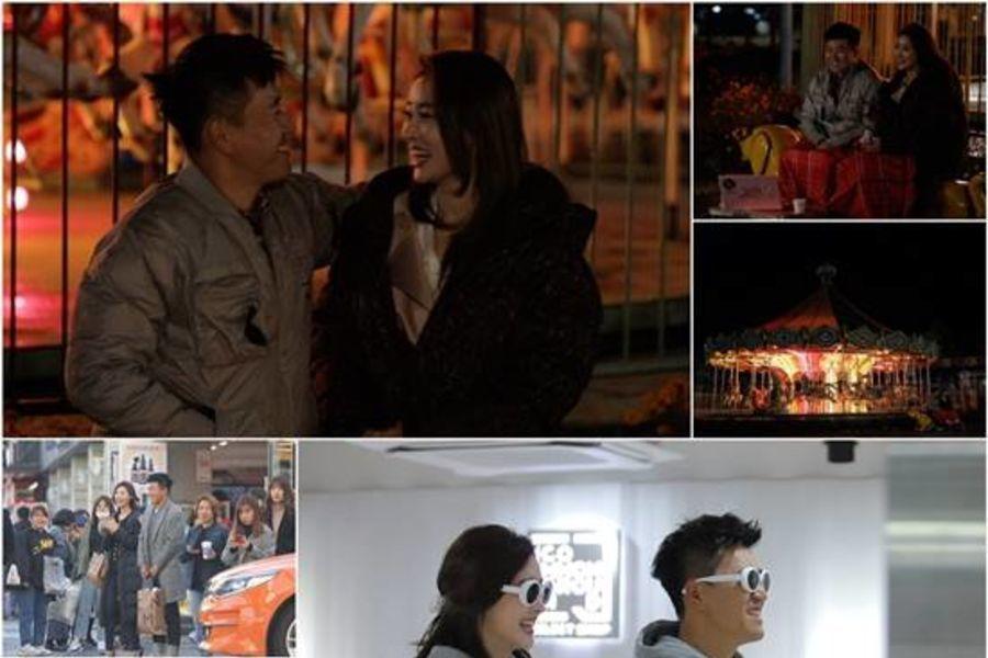 Kim Jong Min y Hwang Mi Na inician una nueva fase de su relación en el reality show de citas
