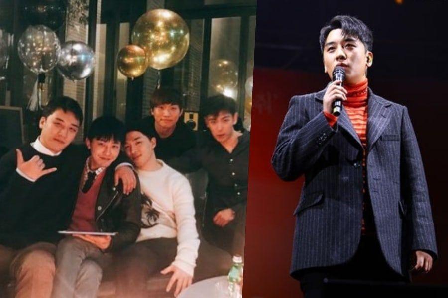 Seungri habla con cariño sobre BIGBANG al opinar sobre lo que más importa en la vida