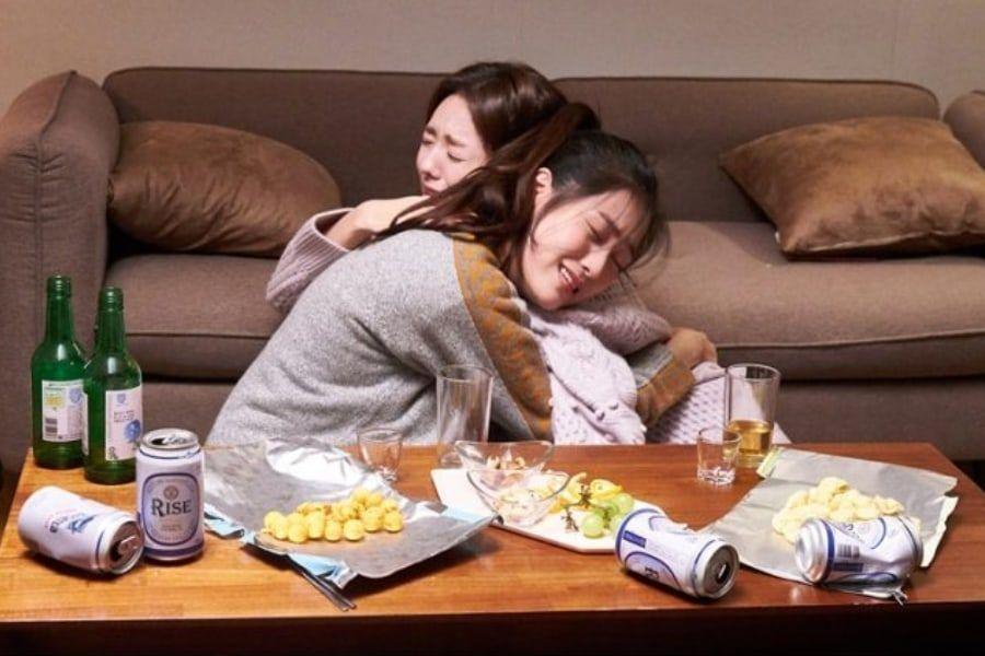 """Chae Soo Bin y Lee Soo Kyung se hacen cercanas luego de un par de tragos en """"Where Stars Land"""""""