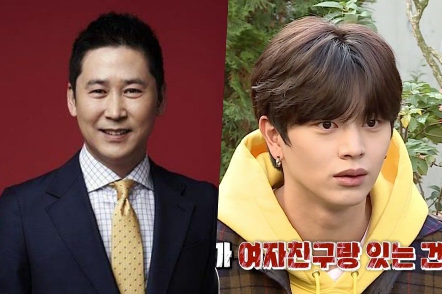 "Shin Dong Yup pone nervioso a Yook Sungjae de BTOB con revelaciones sorpresa en ""Master In The House"""