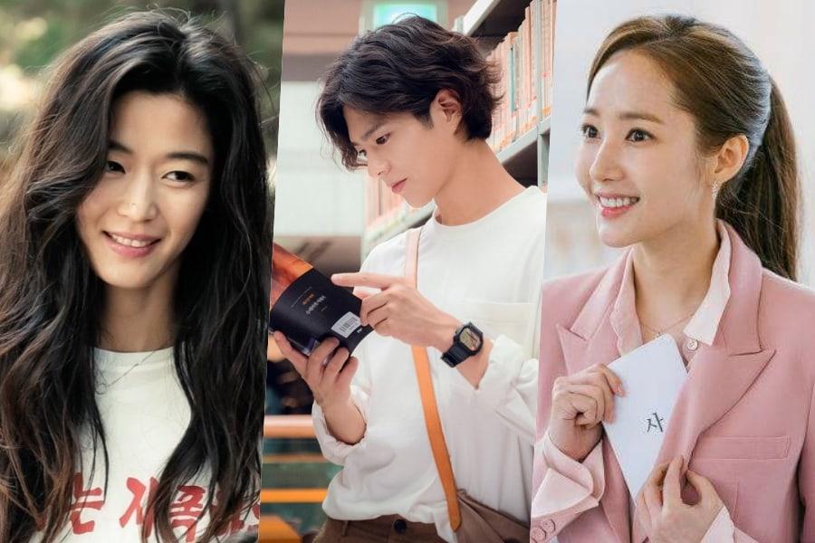 8 personajes de dramas coreanos que nos dan una envidia seria por su estilo de cabello