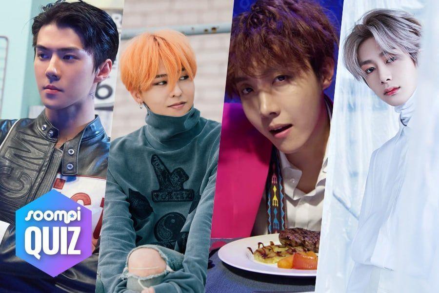 Prueba: ¿Cómo será tu vida matrimonial estilo K-Pop? (Edición ídolos masculinos)