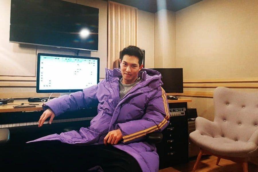 Lee Jong Hyun de CNBLUE da una actualización fotográfica para los fans mientras está de licencia del ejército