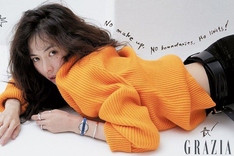 HyunA habla sobre su filosofía para la moda y lugares favoritos para ir de compras