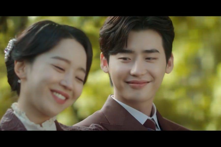 "Lee Jong Suk y Shin Hye Sun continúan amándose a pesar de las dificultades en nuevo teaser de ""Death Song"""