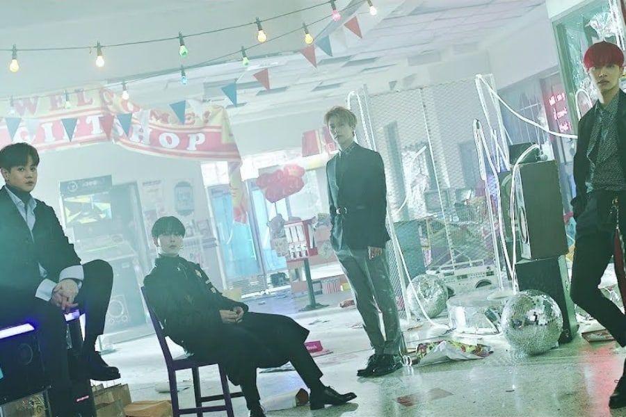 "Highlight canta ""Loved"" en su nuevo MV"