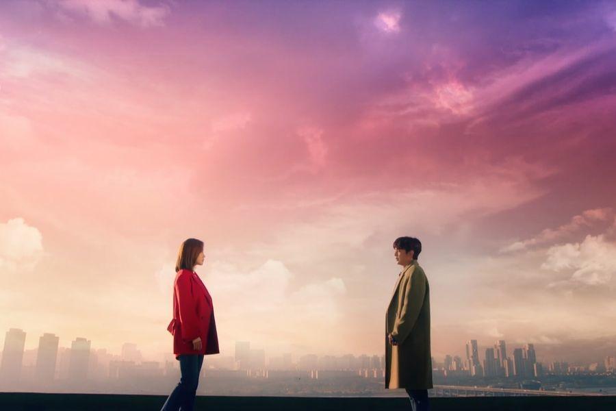 """La historia de amor de Yoo Seung Ho y Jo Bo Ah revela un pasado problemático en el teaser de """"My Strange Hero"""""""