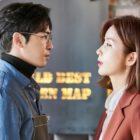 """Kang Ji Hwan y Park Sol Mi tiene una tensa reunión para """"Feel Good To Die"""""""