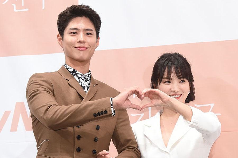 Song Hye Kyo comparte pensamientos sobre su diferencia de edad con Park Bo Gum
