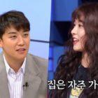 Seolhyun de AOA dice que va al restaurante de ramen de Seungri a menudo