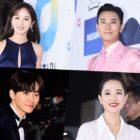 """Estrellas caminan por la alfombra roja de los """"39th Blue Dragon Film Awards"""""""