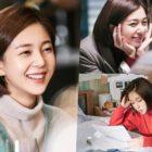 """Baek Jin Hee actúa como la creadora de ambiente en el detrás de cámaras de """"Feel Good to Die"""""""