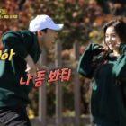 "Yang Se Chan divertidamente intenta convertir ""Red Flavor"" de Red Velvet en un baile en pareja con Irene"
