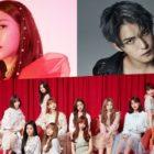 BoA, IZ*ONE, Kim Jaejoong y más se presentarán en programa de música de fin de año en Japón