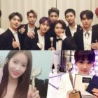 PENTAGON, Im Soo Hyang, Lee Yoo Ri y más ganan a lo grande en los 2018 Korea Culture And Entertainment Awards