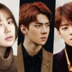 Las mejores estrellas de K-Drama en el radar de los fans internacionales para noviembre 2018