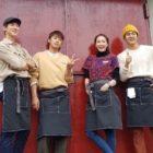 El nuevo programa de variedades de tvN comparte vistazo a la cafetería de Yoo Yeon Seok y Son Ho Jun