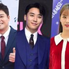 Jun Hyun Moo, Seungri y Hyeri anunciados como presentadores de los 2018 MBC Entertainment Awards