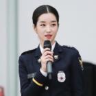 """Seo Ye Ji fue nombrada oficial de policía honoraria por su papel en """"Lawless Lawyer"""""""