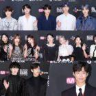 Estrellas deslumbran en la alfombra roja de los 2018 MAMA Fans' Choice en Japón