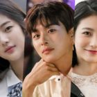 7 estrellas en ascenso de JYP Entertainment