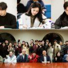 Jung Il Woo, Go Ara, Kwon Yool, y más se reúnen por la primera lectura de guión del nuevo drama de SBS