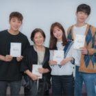 Han Ji Min, Nam Joo Hyuk, Son Ho Jun, y más se reúnen en la primera lectura de guion del nuevo drama de JTBC