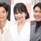 Revelado ranking de reputación de marca de actores de dramas para diciembre