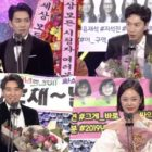 "Ganadores de los ""2018 SBS Entertainment Awards"""
