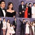 Las estrellas brillan en la alfombra roja de los 2018 MBC Drama Awards