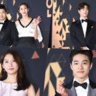 """Las estrellas lucen glamurosas en la alfombra roja de los """"2018 KBS Drama Awards"""""""