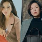 Honey Lee habla sobre conocer a Han Ye Ri desde la escuela secundaria + se siente cómoda con el elenco de su nueva película