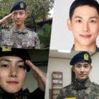 Estrellas que serán dadas de baja del servicio militar en el 2019