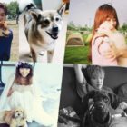 Celebridades que adoptaron a sus perros y les dieron una segunda oportunidad de vida
