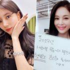 """Suzy agradece a Lee Young Ah por apoyar su drama """"Vagabond"""" con dulce regalo"""