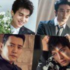 """Actores guapos cuyos nombres terminan con """"Wook"""""""