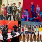 Gaon Chart revela los éxitos más grandes del 2018 en listas de álbumes, digital, descargas y reproducción