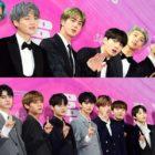 Estrellas deslumbran en la alfombra roja de los 28th Seoul Music Awards